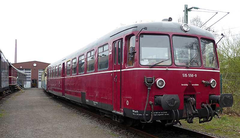 Meine Besuche im Eisenbahnmuseum Bochum-Dahlhausen - Sammelbeitrag Dahl0616