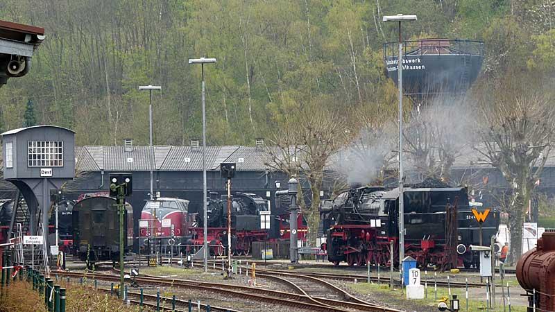 Meine Besuche im Eisenbahnmuseum Bochum-Dahlhausen - Sammelbeitrag Dahl0617