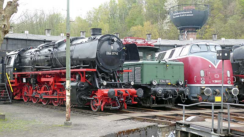 Meine Besuche im Eisenbahnmuseum Bochum-Dahlhausen - Sammelbeitrag Dahl0618