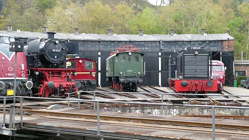 Meine Besuche im Eisenbahnmuseum Bochum-Dahlhausen - Sammelbeitrag Dahl0619