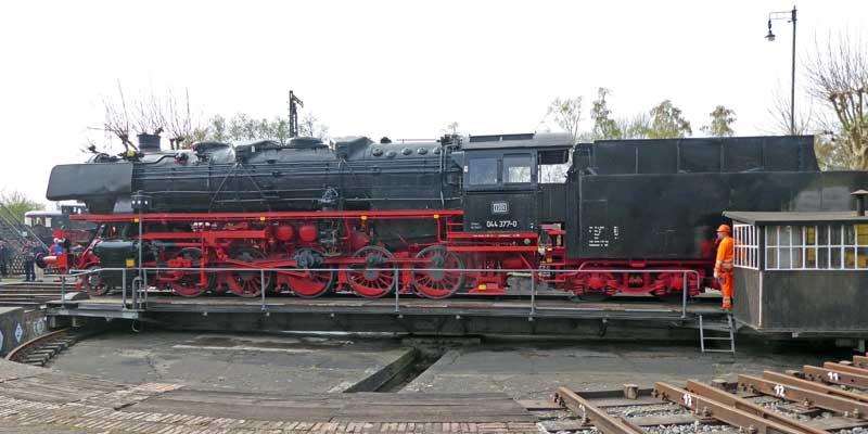 Meine Besuche im Eisenbahnmuseum Bochum-Dahlhausen - Sammelbeitrag Dahl0710