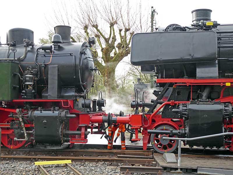 Meine Besuche im Eisenbahnmuseum Bochum-Dahlhausen - Sammelbeitrag Dahl0711