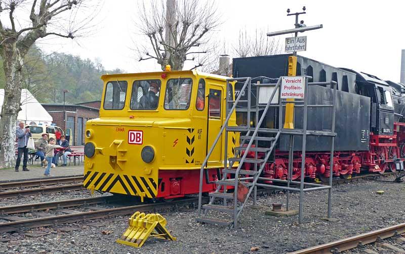 Meine Besuche im Eisenbahnmuseum Bochum-Dahlhausen - Sammelbeitrag Dahl0712