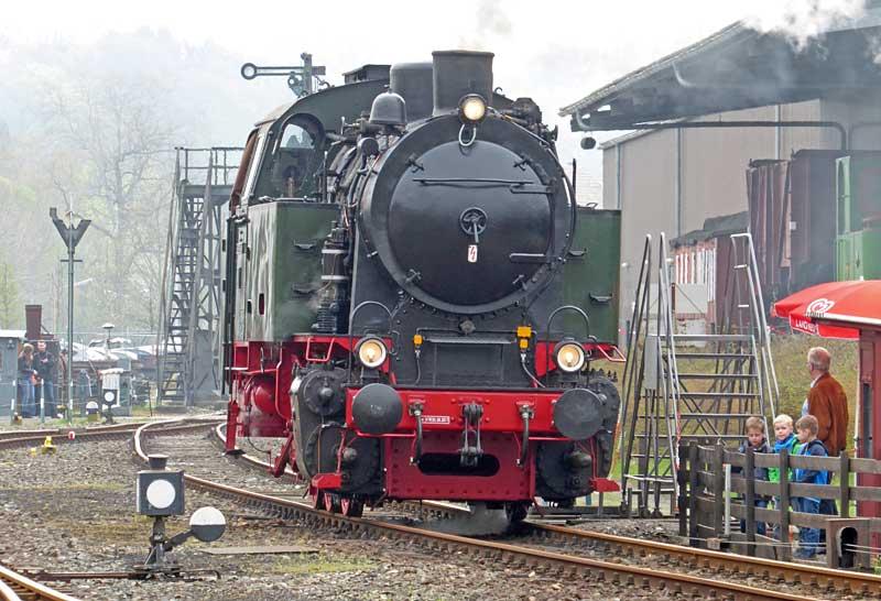 Meine Besuche im Eisenbahnmuseum Bochum-Dahlhausen - Sammelbeitrag Dahl0713