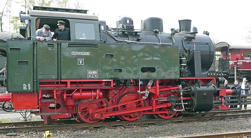 Meine Besuche im Eisenbahnmuseum Bochum-Dahlhausen - Sammelbeitrag Dahl0714