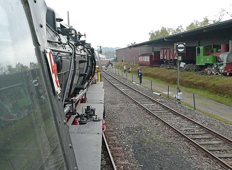 Meine Besuche im Eisenbahnmuseum Bochum-Dahlhausen - Sammelbeitrag Dahl0716
