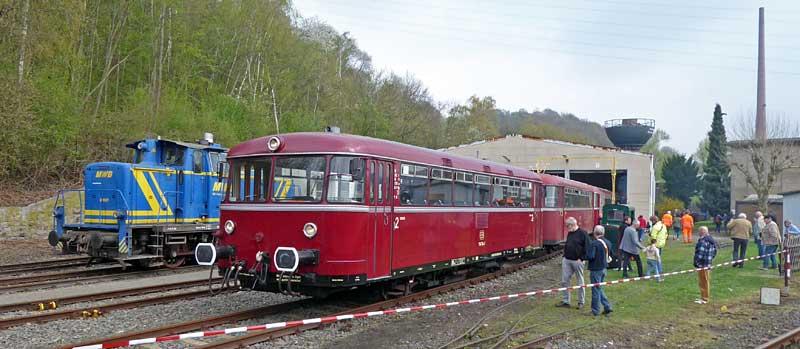 Meine Besuche im Eisenbahnmuseum Bochum-Dahlhausen - Sammelbeitrag Dahl0717