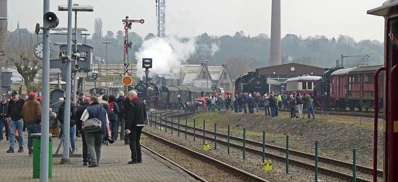 Meine Besuche im Eisenbahnmuseum Bochum-Dahlhausen - Sammelbeitrag Dahl0718