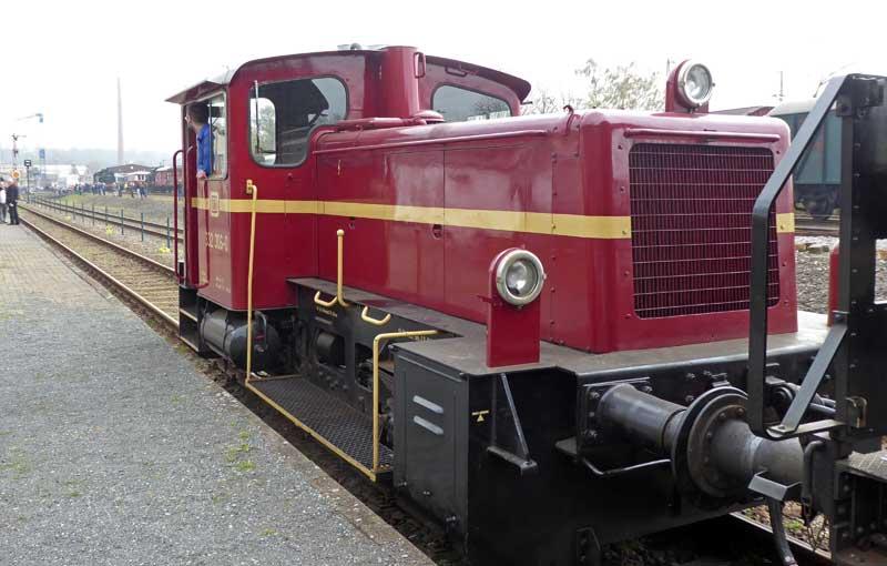 Meine Besuche im Eisenbahnmuseum Bochum-Dahlhausen - Sammelbeitrag Dahl0719