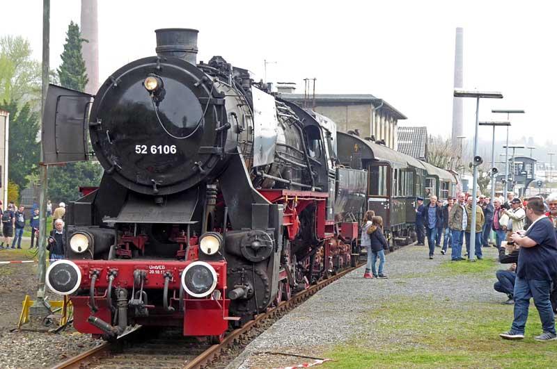 Meine Besuche im Eisenbahnmuseum Bochum-Dahlhausen - Sammelbeitrag Dahl0810