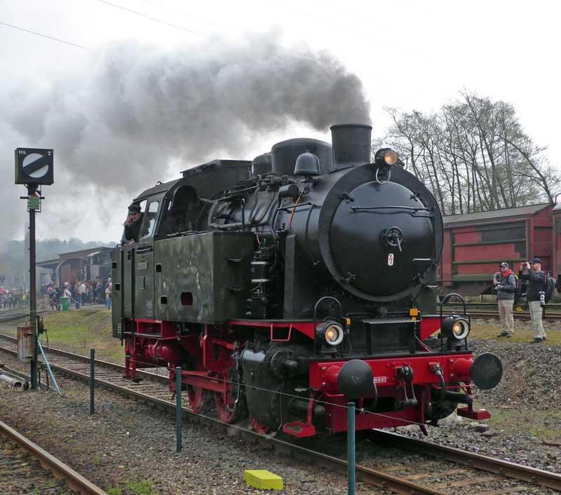 Meine Besuche im Eisenbahnmuseum Bochum-Dahlhausen - Sammelbeitrag Dahl0811