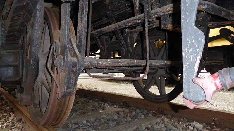 Baubericht Preuss. Güterzuggepäckwagen MusterblattIIa13, M1:16 Gpwage12
