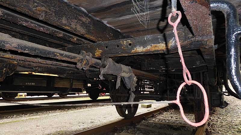 Baubericht Preuss. Güterzuggepäckwagen MusterblattIIa13, M1:16 Gpwage13