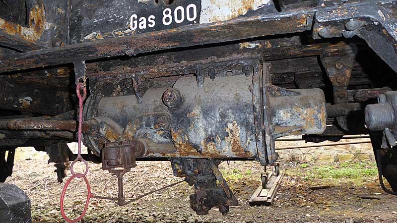 Baubericht Preuss. Güterzuggepäckwagen MusterblattIIa13, M1:16 Gpwage14