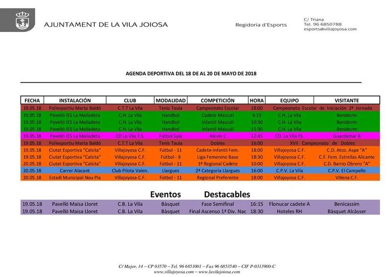 Noticias Deportivas de Villajoyosa( post cerrado hay otro con el mismo título) - Página 37 32742710