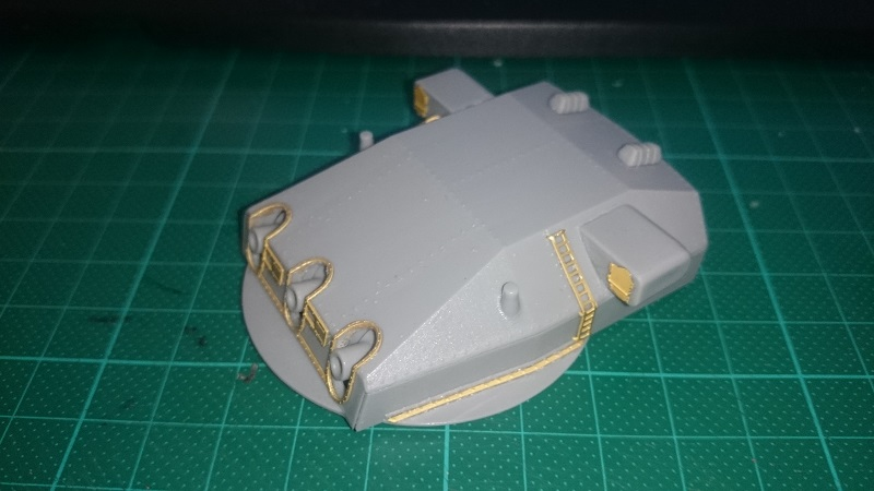DKM Scharnhorst 1:200 Hachette gebaut von Brandti - Seite 2 Dsc_2113