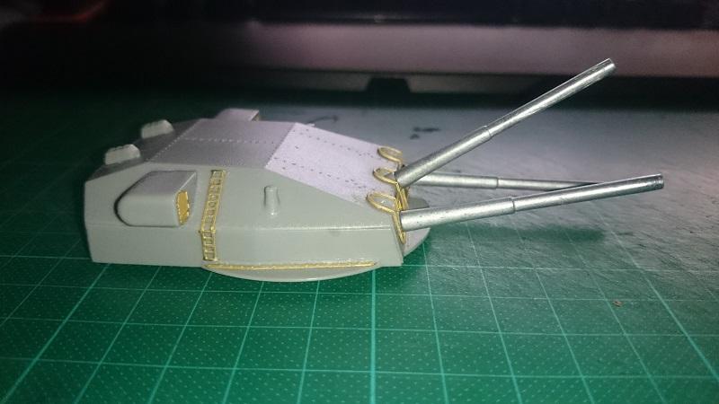 DKM Scharnhorst 1:200 Hachette gebaut von Brandti - Seite 2 Dsc_2128