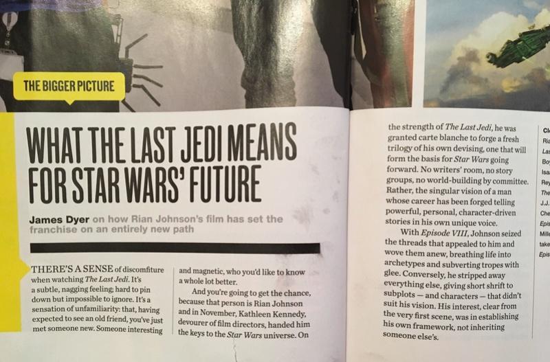 The Last Jedi: Professional Reviews, Articles  - Page 3 4c9e1410