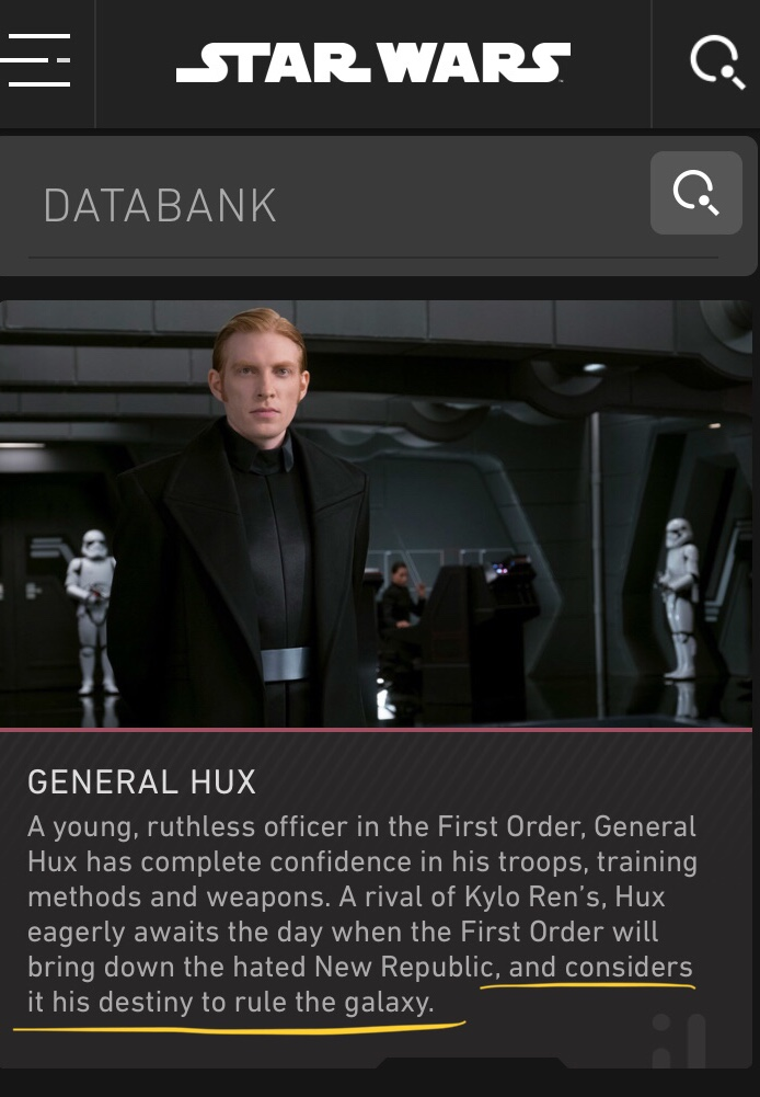 Kylo vs Hux as Leaders/The First Order thread - Page 2 F407e210
