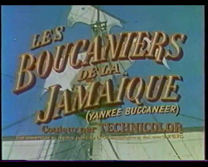 Les Boucaniers de la Jamaïque (Frederick De Cordova, 1952) 1952_l13