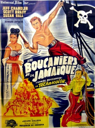 Les Boucaniers de la Jamaïque (Frederick De Cordova, 1952) Les_bo10