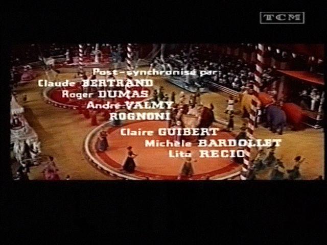 Le Cirque Fantastique (Joseph M. Newman, 1959) Vlcsna23