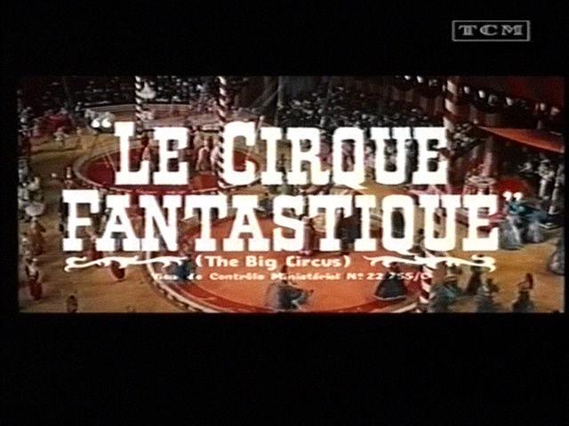 Le Cirque Fantastique (Joseph M. Newman, 1959) Vlcsna24