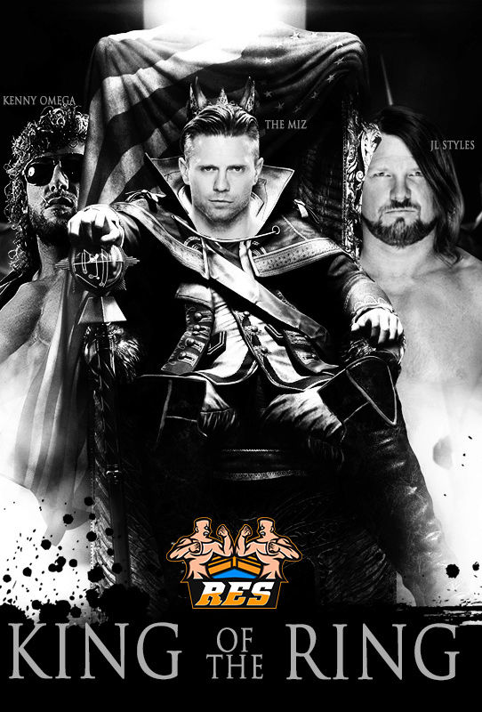 RESEFED KING OF THE RING 2018 Desde el Goodison Park, Liverpool, Inglaterra. King_o11