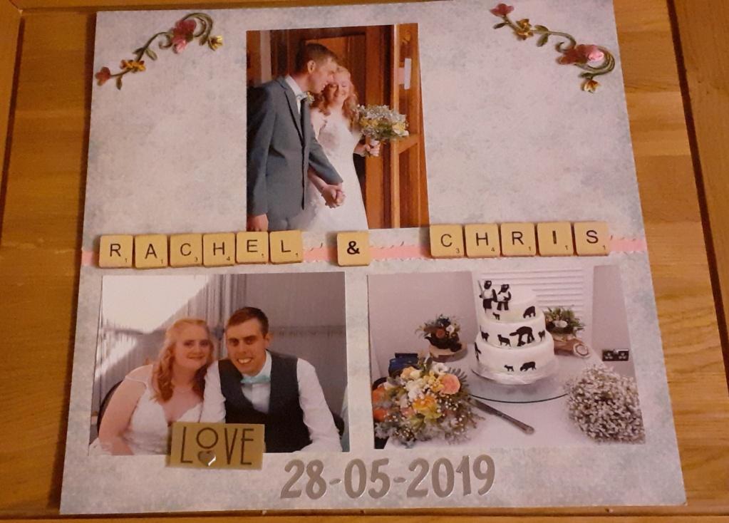 Nieces wedding 20210115