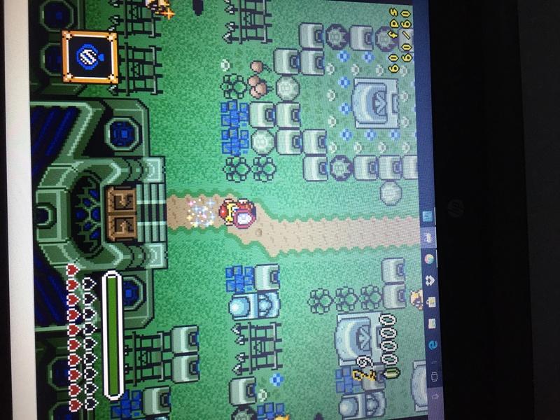 Rare Version of Zelda - Parallel Worlds Beta Img_0012