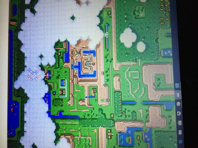 Rare Version of Zelda - Parallel Worlds Beta Img_0015