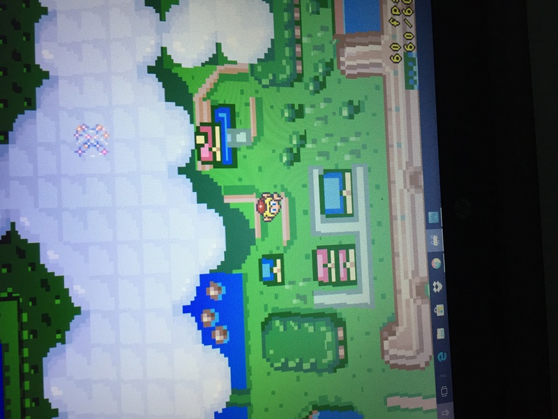 Rare Version of Zelda - Parallel Worlds Beta Img_0017