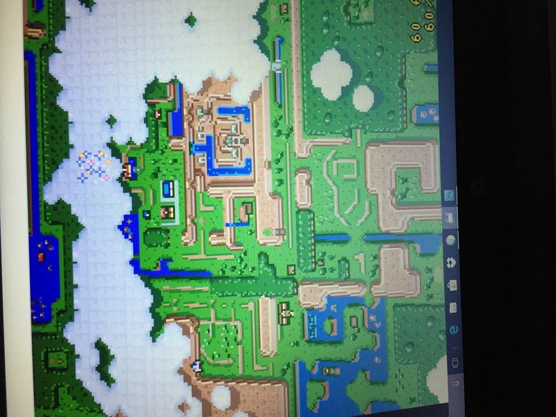 Rare Version of Zelda - Parallel Worlds Beta Img_0018