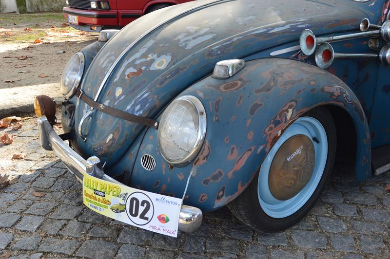 RALLY PAPER - Descobrir a Maia - 3ª Edição - 4 Novembro 2017 - Momentos VW Dsc_0013