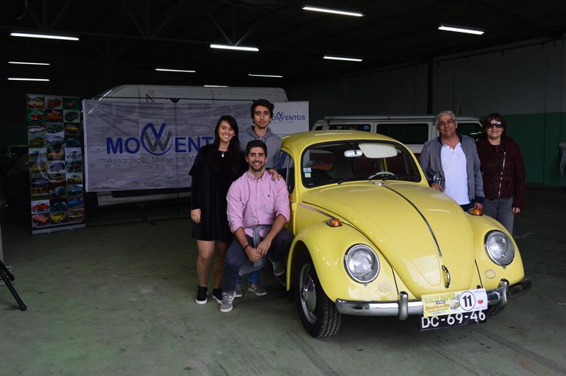 RALLY PAPER - Descobrir a Maia - 3ª Edição - 4 Novembro 2017 - Momentos VW Dsc_0085
