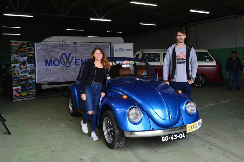 RALLY PAPER - Descobrir a Maia - 3ª Edição - 4 Novembro 2017 - Momentos VW Dsc_0086