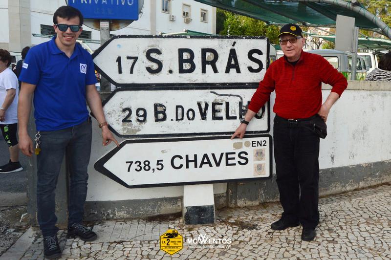 Viagem ESTRADA NACIONAL 2 - CHAVES a FARO - 738,5 km - 21 a 25 abril 2018 Dsc_0519