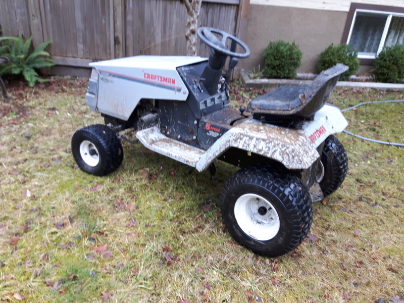 Craftsman Lt4000 mild off-roader - Page 2 20180115