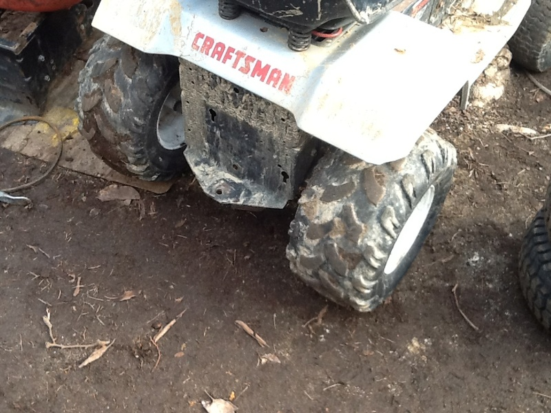 Craftsman Lt4000 mild off-roader - Page 5 Image121