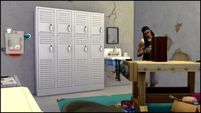 [Créations Diverses] Le studio de Lamé - Page 2 Garage11