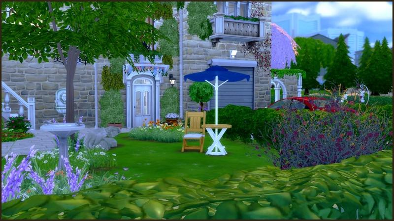[Créations Diverses] Le studio de Lamé - Page 4 Jardin29
