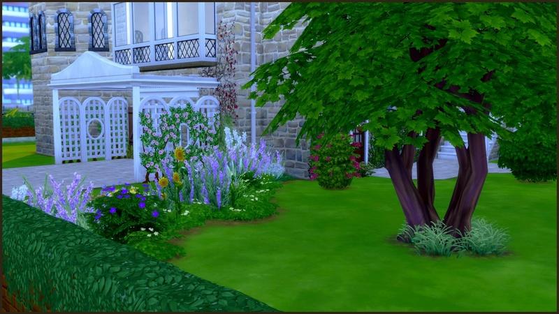 [Créations Diverses] Le studio de Lamé - Page 4 Jardin32