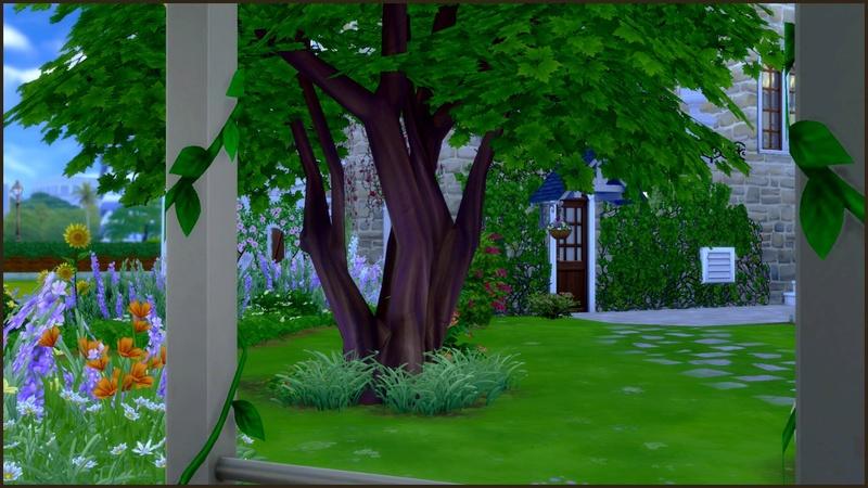[Créations Diverses] Le studio de Lamé - Page 4 Jardin37