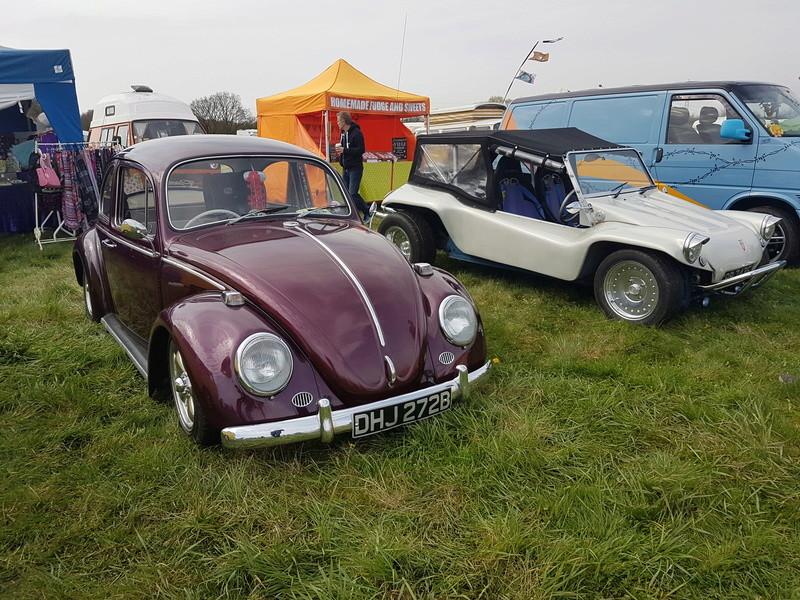 2018 - Elemental VW Show - 7th April - Essex 20180420
