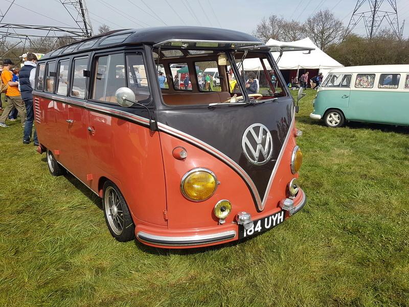 2018 - Elemental VW Show - 7th April - Essex 20180421