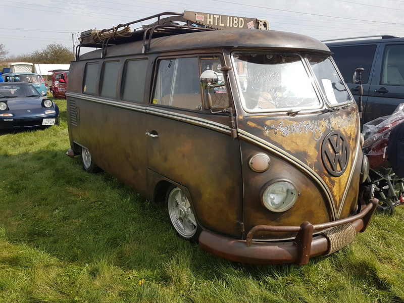 2018 - Elemental VW Show - 7th April - Essex 20180424