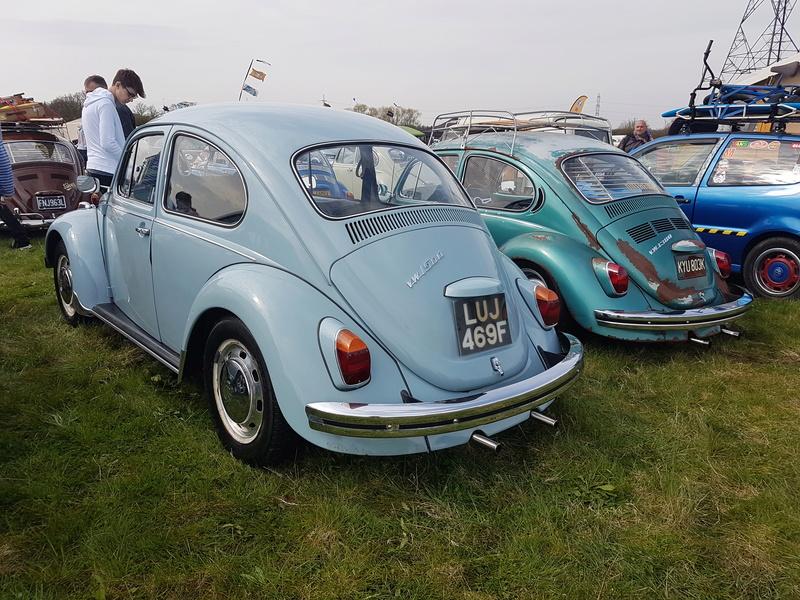 2018 - Elemental VW Show - 7th April - Essex 20180428