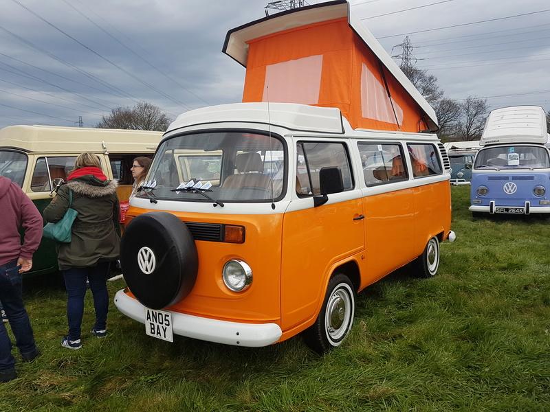 2018 - Elemental VW Show - 7th April - Essex 20180429