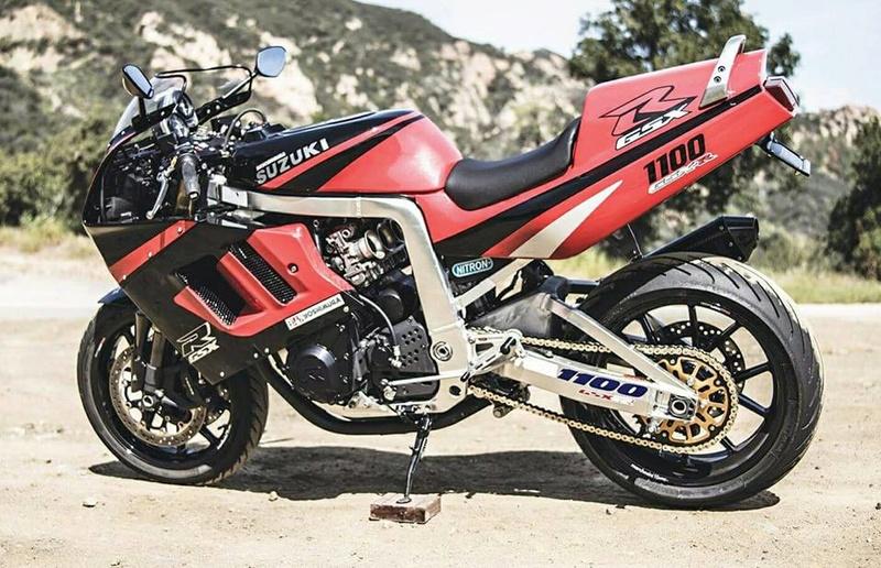 Suzuki GSX-R Slingshot 750 (88-91) et 1100 (89-92) - Page 40 24067810