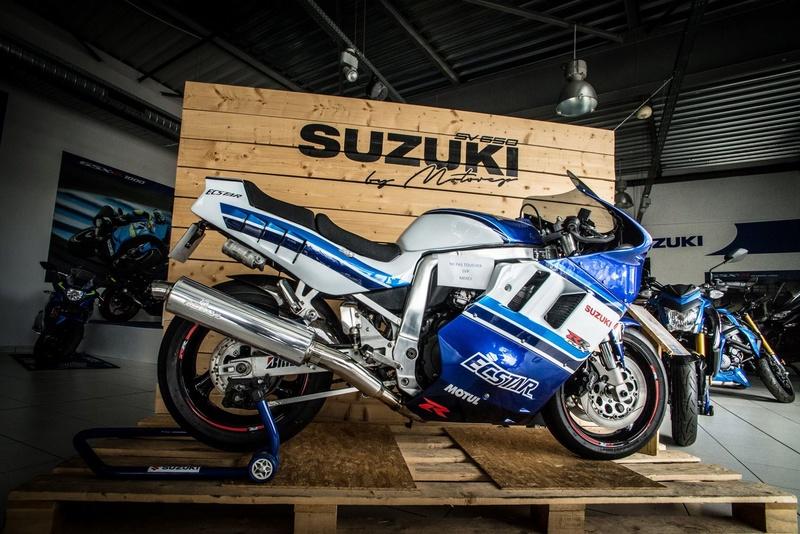 Suzuki GSX-R Slingshot 750 (88-91) et 1100 (89-92) - Page 40 30052010